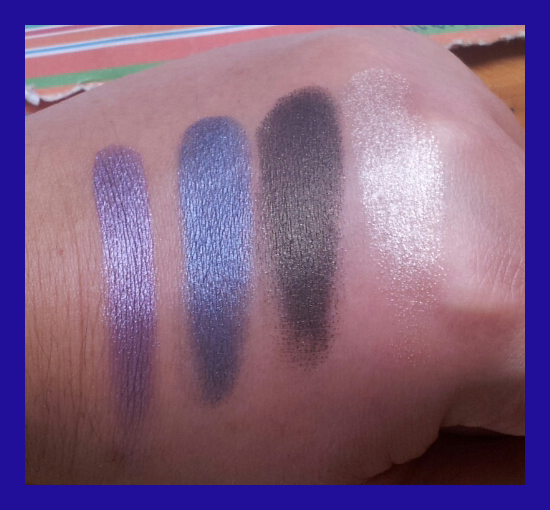 Swatches Fasionista